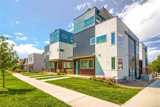 3195 Lawrence Street, Denver, CO 80205 (#7195826) :: Bring Home Denver with Keller Williams Downtown Realty LLC