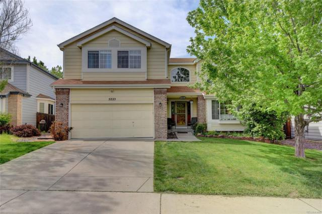 5225 S Jebel Way, Centennial, CO 80015 (#7196442) :: The Heyl Group at Keller Williams