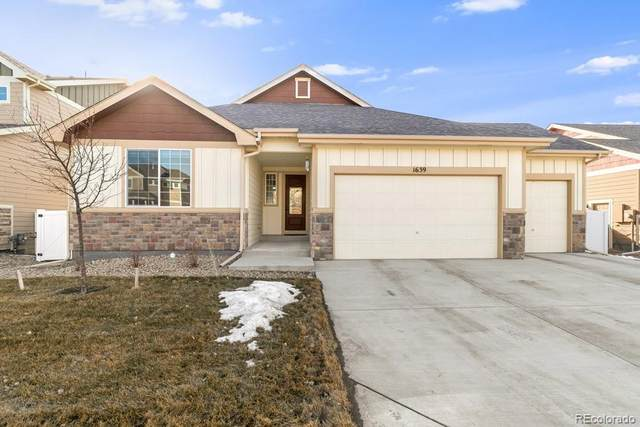 1639 Shoreview Parkway, Severance, CO 80550 (#7196549) :: Realty ONE Group Five Star