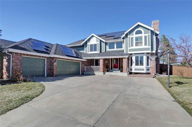 2285 Wynterbrook Drive, Highlands Ranch, CO 80126 (#7197026) :: The HomeSmiths Team - Keller Williams
