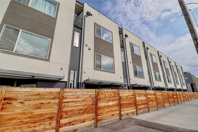 3354 W 18th Avenue, Denver, CO 80204 (#7197163) :: The DeGrood Team