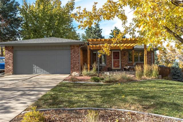12875 W 7th Place, Lakewood, CO 80401 (MLS #7197322) :: The Sam Biller Home Team