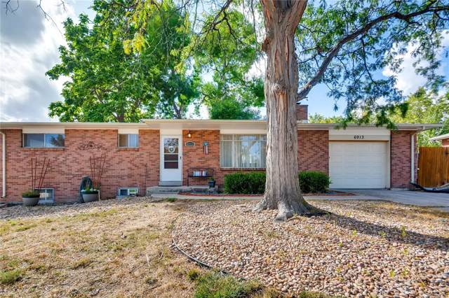 6913 Vance Street, Arvada, CO 80003 (MLS #7197561) :: 8z Real Estate