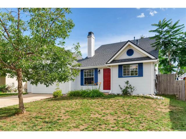 17626 E Temple Drive, Aurora, CO 80015 (MLS #7197631) :: 8z Real Estate