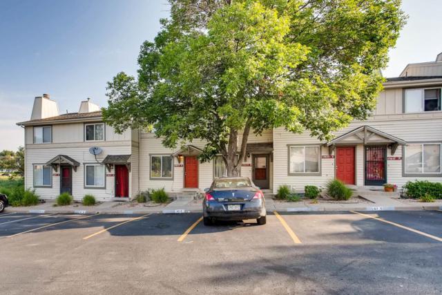 17657 E Loyola Drive C, Aurora, CO 80013 (#7197713) :: Briggs American Properties