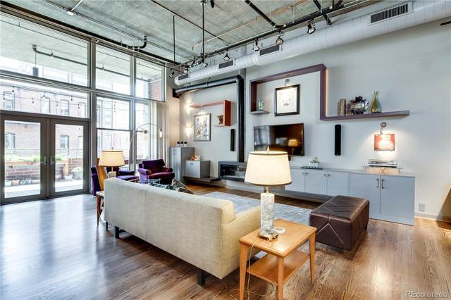 1720 Wazee Street 3E, Denver, CO 80202 (#7198395) :: Venterra Real Estate LLC
