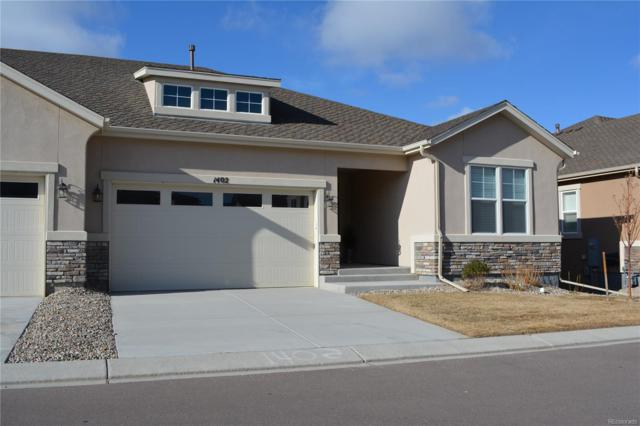 1402 Promontory Bluff View, Colorado Springs, CO 80921 (MLS #7198574) :: 8z Real Estate