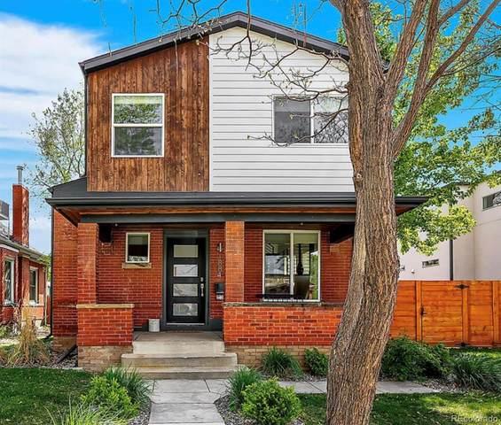 1884 S Logan Street, Denver, CO 80210 (#7198808) :: The Artisan Group at Keller Williams Premier Realty