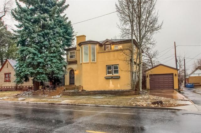 1630 E Virginia Avenue, Denver, CO 80209 (#7199711) :: Mile High Luxury Real Estate