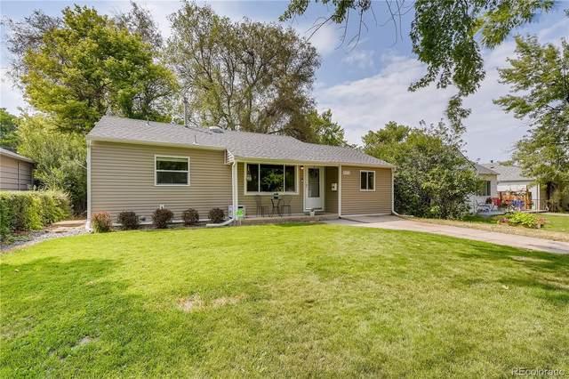 4171 S Pearl Street, Englewood, CO 80113 (MLS #7199920) :: 8z Real Estate