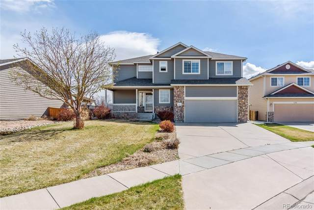 164 Hermosa Street, Lochbuie, CO 80603 (MLS #7199962) :: Wheelhouse Realty