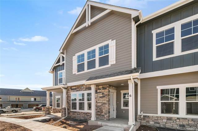 2445 Ridge Top Drive #4, Fort Collins, CO 80526 (#7200003) :: The Dixon Group