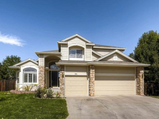5524 W Ida Drive, Littleton, CO 80123 (#7200518) :: Bring Home Denver