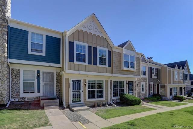 15495 E Louisiana Avenue, Aurora, CO 80017 (MLS #7200744) :: 8z Real Estate