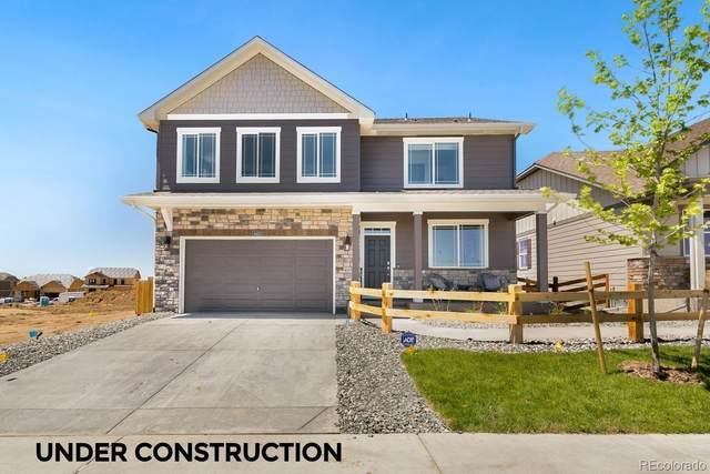 5465 Sandy Ridge Avenue, Firestone, CO 80504 (MLS #7200983) :: 8z Real Estate