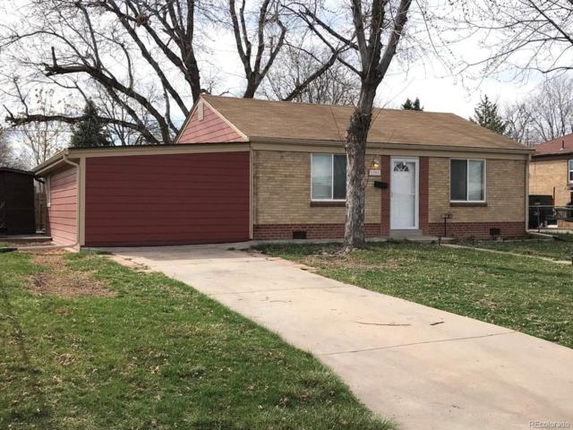 1351 S Dale Court, Denver, CO 80219 (#7201936) :: The Heyl Group at Keller Williams