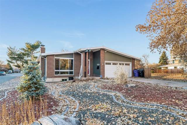 2595 S Garfield Street, Denver, CO 80210 (MLS #7202037) :: Colorado Real Estate : The Space Agency