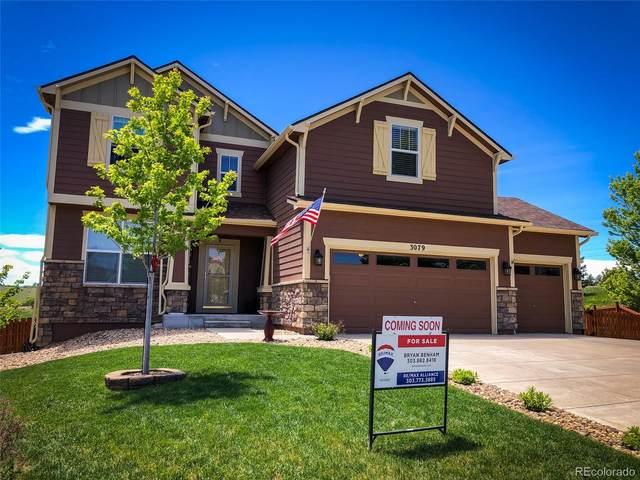 3079 Arroyo Verde Court, Castle Rock, CO 80108 (#7202086) :: Mile High Luxury Real Estate