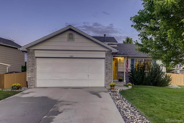3640 Rawhide Circle, Castle Rock, CO 80104 (#7202297) :: The DeGrood Team