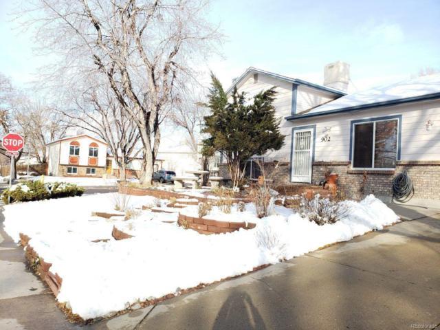 902 S Nome Street, Aurora, CO 80012 (#7202457) :: HomePopper