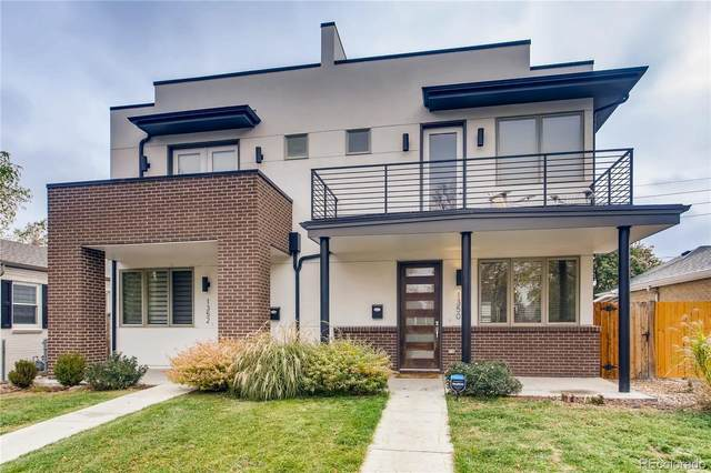 1350 Ivy Street, Denver, CO 80220 (#7202473) :: Real Estate Professionals