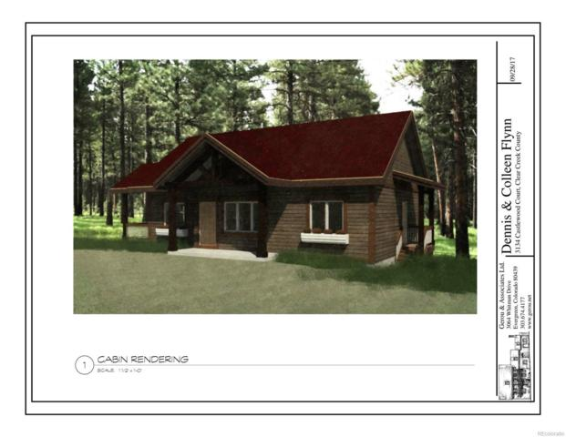 150 Castlewood Court, Evergreen, CO 80439 (#7202705) :: The Galo Garrido Group