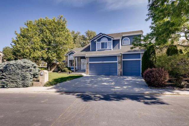 11853 W 75th Circle, Arvada, CO 80005 (#7202990) :: The Dixon Group