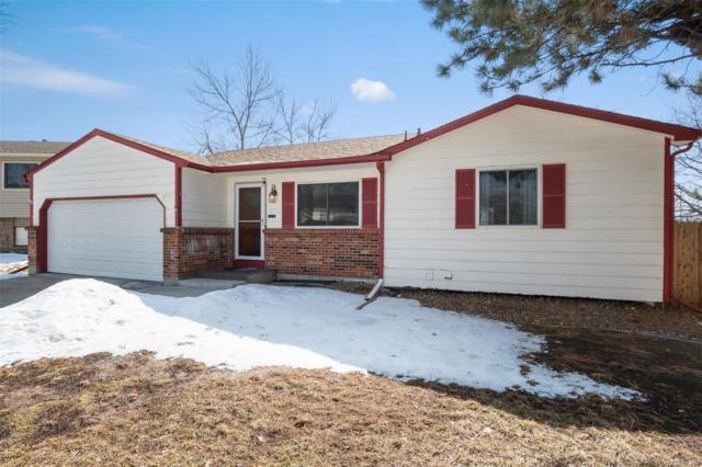 8970 W Bellwood Place, Littleton, CO 80123 (#7203216) :: Bring Home Denver