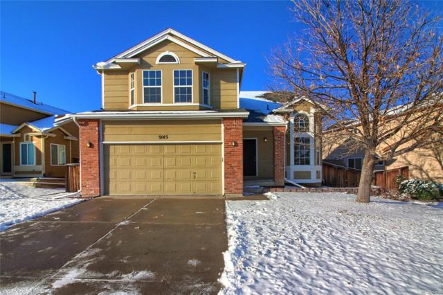 5145 Weeping Willow Circle, Highlands Ranch, CO 80130 (#7203241) :: The HomeSmiths Team - Keller Williams