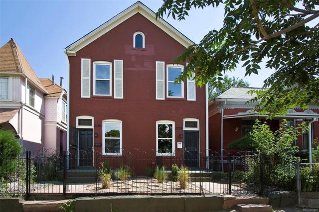 2930 N Marion Street, Denver, CO 80205 (#7203545) :: The Gilbert Group