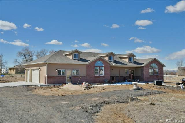 24660 E 153rd Circle, Brighton, CO 80603 (#7203636) :: HomeSmart Realty Group