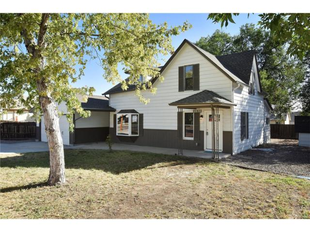 6830 Lamar Street, Arvada, CO 80003 (#7203758) :: The Pete Cook Home Group
