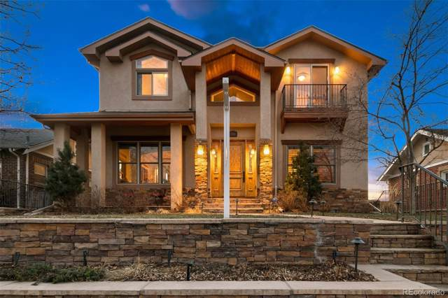 1365 S Josephine Street, Denver, CO 80210 (#7203760) :: Wisdom Real Estate