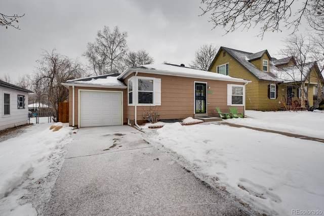 2566 S Lafayette Street, Denver, CO 80210 (#7203934) :: Wisdom Real Estate
