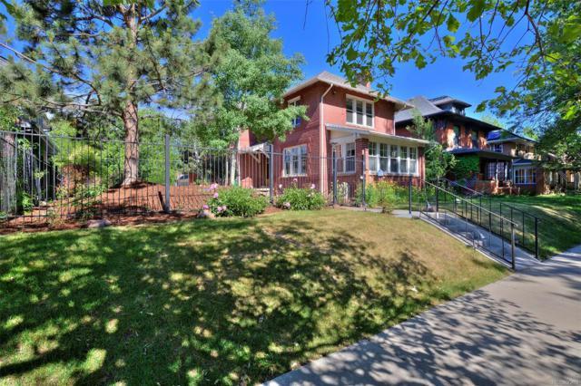2315 Eudora Street, Denver, CO 80207 (#7204302) :: The Heyl Group at Keller Williams