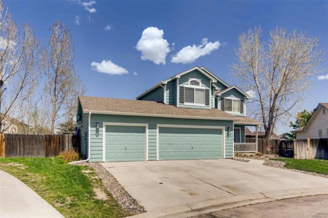 433 Zane Court, Elizabeth, CO 80107 (MLS #7204684) :: 8z Real Estate