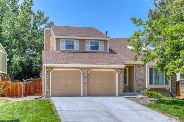 7335 S Eagles Nest Circle, Littleton, CO 80127 (MLS #7204865) :: Find Colorado