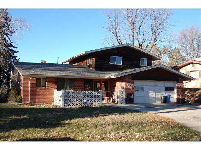 8425 W 45th Avenue, Wheat Ridge, CO 80033 (#7204983) :: The HomeSmiths Team - Keller Williams