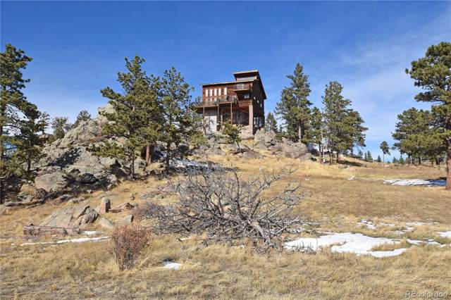 810 Manhead Mountain Drive, Livermore, CO 80536 (#7205001) :: The Peak Properties Group