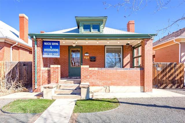 2548 S Broadway, Denver, CO 80210 (#7205351) :: Stephanie Fryncko | Keller Williams Integrity