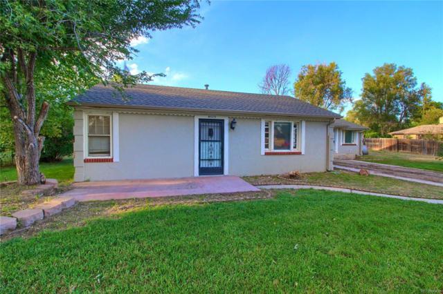 8025 W 8th Avenue, Lakewood, CO 80214 (#7205438) :: The Peak Properties Group