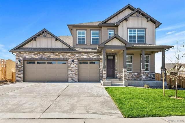 1522 Wingfeather Lane, Castle Rock, CO 80108 (#7205629) :: The Brokerage Group