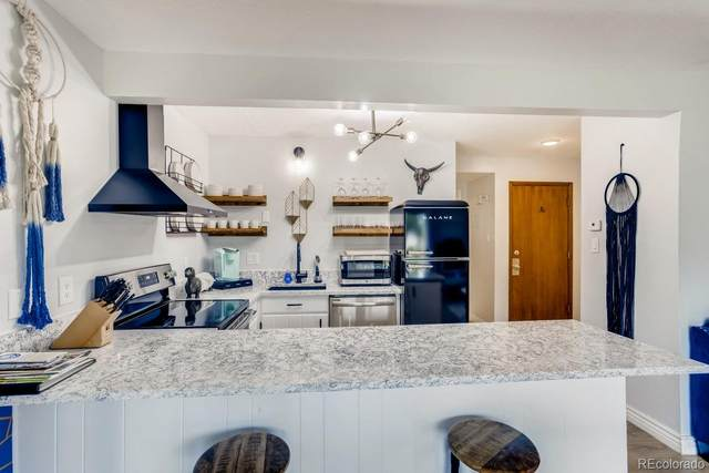 803 Straight Creek Drive #102, Dillon, CO 80435 (MLS #7205733) :: Bliss Realty Group