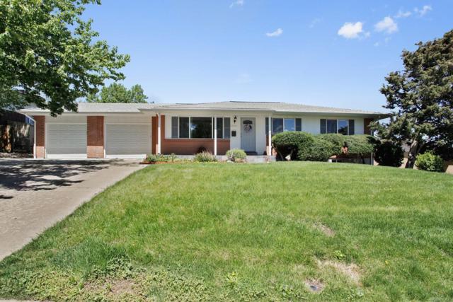 12049 W Carolina Drive, Lakewood, CO 80228 (#7206856) :: Sellstate Realty Pros