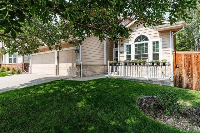 10535 Cottoneaster Way, Parker, CO 80134 (MLS #7207249) :: Neuhaus Real Estate, Inc.