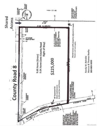 15200 County Road 8, Fort Lupton, CO 80621 (#7207537) :: The DeGrood Team