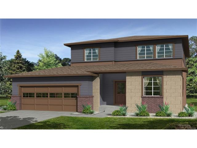 15323 W 48th Drive, Golden, CO 80403 (MLS #7207827) :: 8z Real Estate