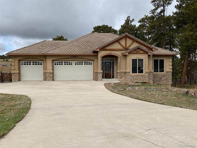 17664 Cabin Hill Lane, Colorado Springs, CO 80908 (#7207960) :: The DeGrood Team