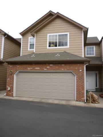 6805 S Webster Street D, Littleton, CO 80128 (#7208011) :: Briggs American Properties