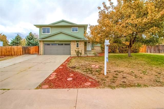 6327 S Benton Way, Littleton, CO 80123 (#7208762) :: Briggs American Properties